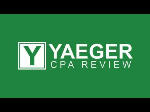 Why Choose Yaeger CPA Review?