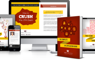 Crush the CPA Exam study guide