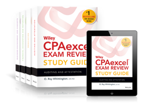 Wiley CPAexcel study guide