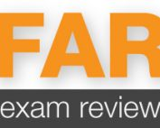FAR exam review