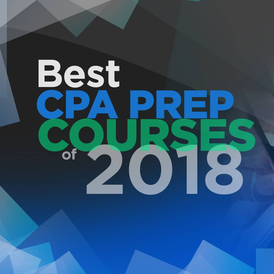 [NEW - Top 9] Best CPA Prep Courses 2019 {25 CPA Course Discounts)