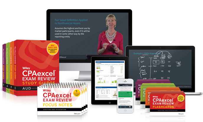 Best cpa exam review courses becker wiley roger june update wiley cpaexcel platinum review course gleim cpa test blank fandeluxe Choice Image