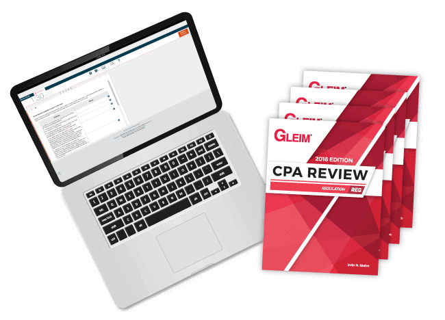 Top 10 best cpa review courses 2018 cpa study materials compared wiley cpaexcel platinum review course gleim cpa test blank fandeluxe Gallery