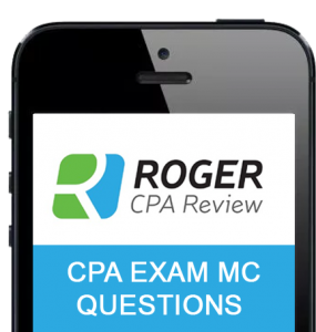 roger cpa review course multiple choice questions