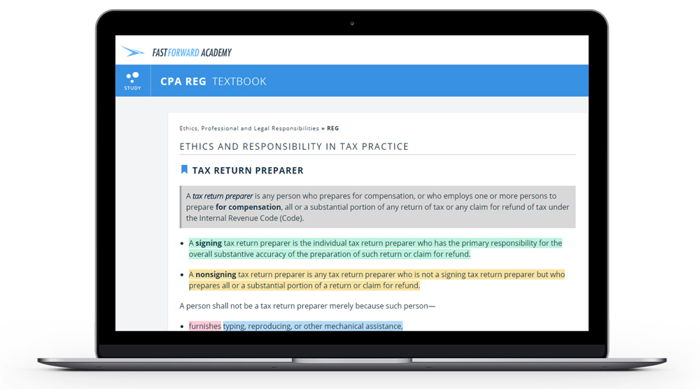 Fast Forward Academy CPA Review (Expert Analysis & Review)