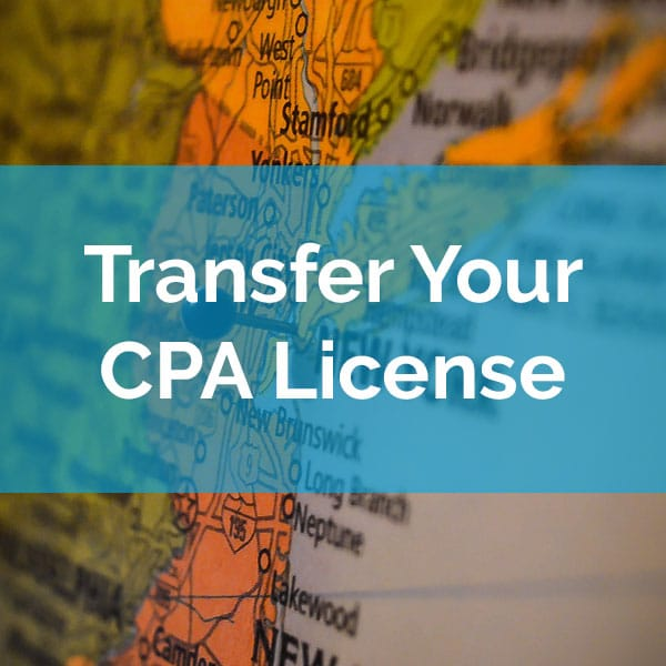 How To Transfer Your CPA License To A Different State