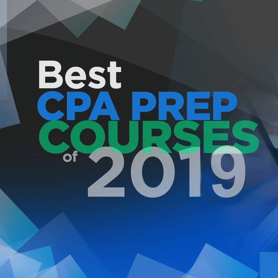 15+ Best CPA Exam Review Courses - Expert Ranking (NEW SEP 2019)