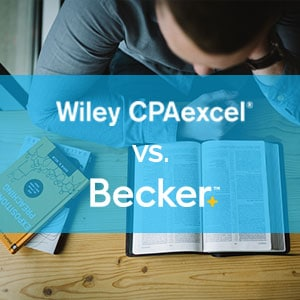 Wiley vs Becker CPA