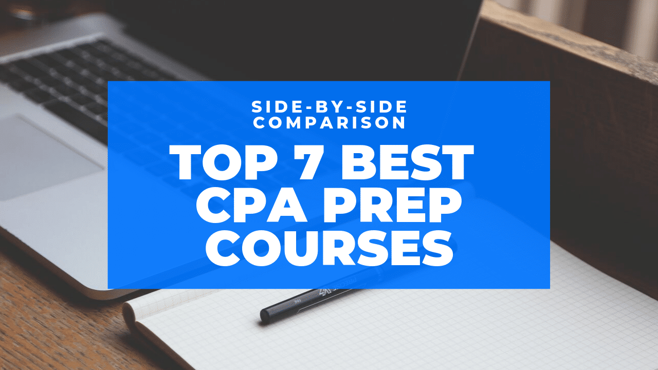 15 Best Cpa Exam Review Courses New 2019
