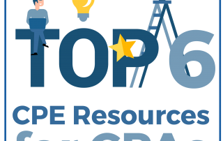Top 6 CPE Resources for CPAs