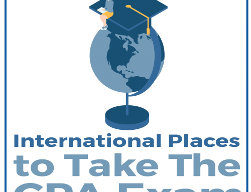 International Places To Take The CPA Exam