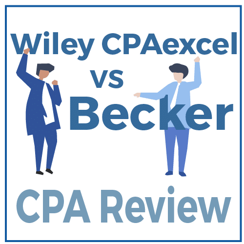 Wiley CPAexcel vs Becker CPA Reveiw