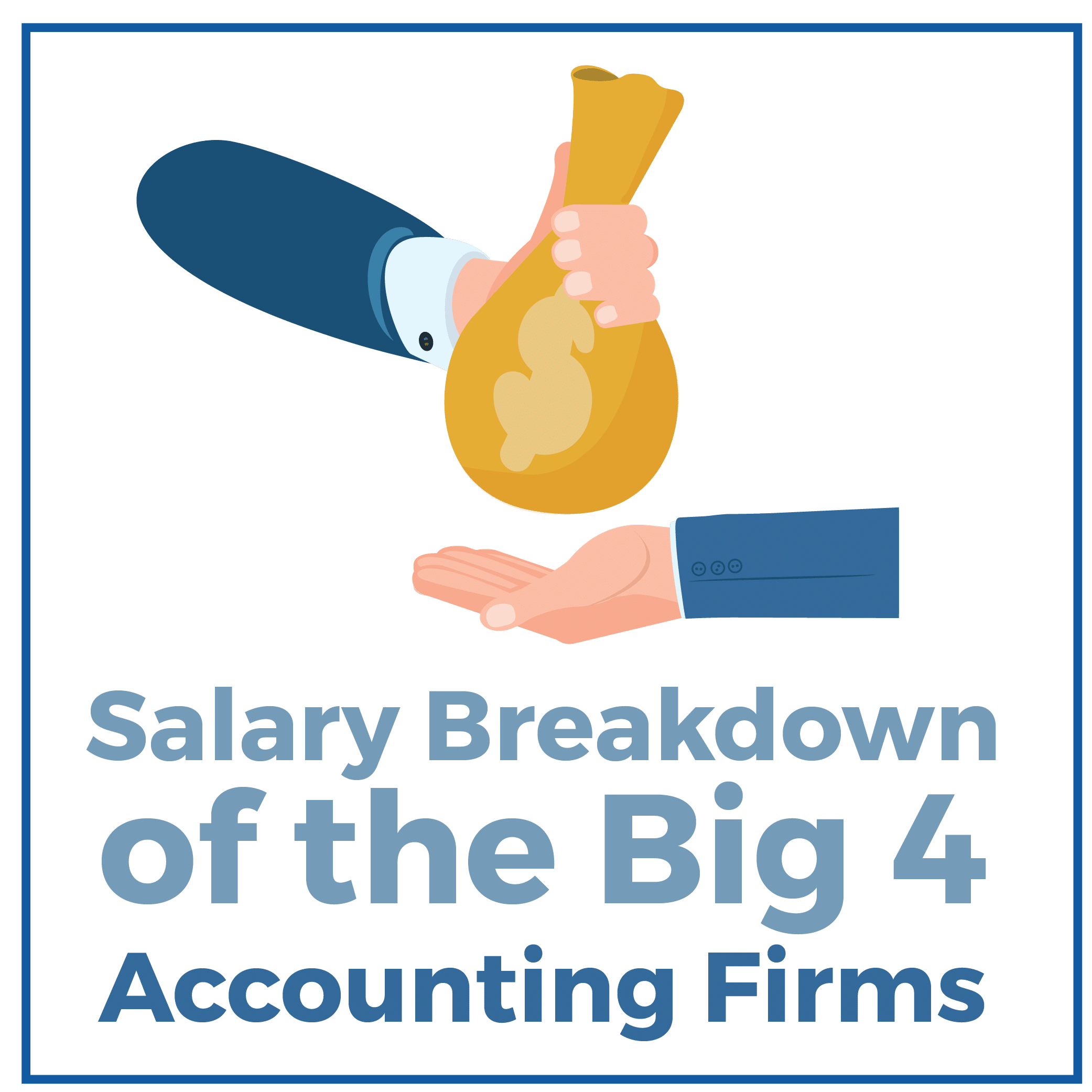 Salary Breakdown of the Big 4 Accounting Firms