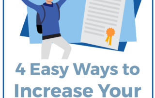 4 Easy Ways to Increase Your CPA Exam Scores