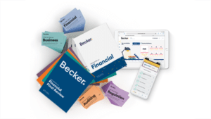 Becker CPA Review Course Study Materials